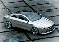 Mercedes Concept Style Coupe