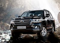 Toyota Land Cruiser 200 FL