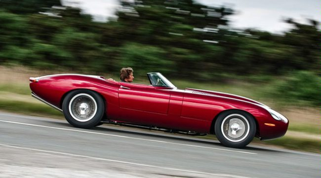 Игл E-Type Speedster фото