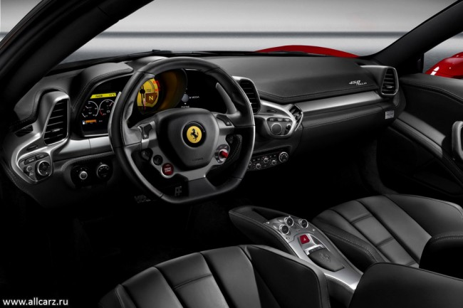 2017 ferrari 458 italia price