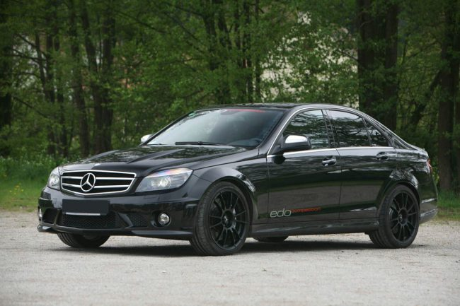 Mercedes-Benz C63 AMG от Edo Competition