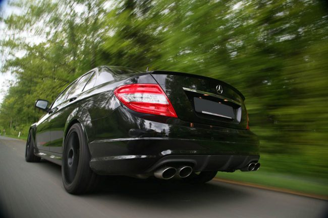 Фото Edo Competition Mercedes C63 AMG
