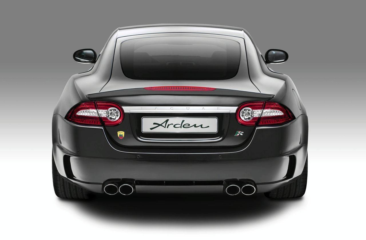 Тюнинг Jaguar XJR Coupe от Arden