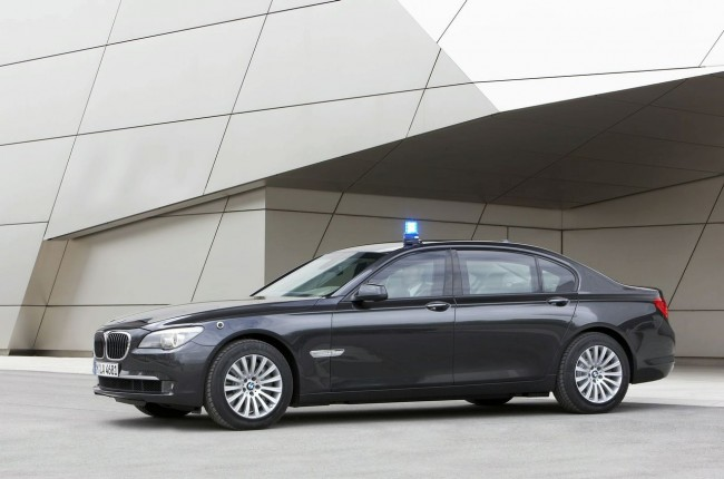 BMW 7-Series High Security фото