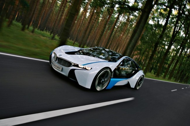 BMW Vision EfficienctDynamics