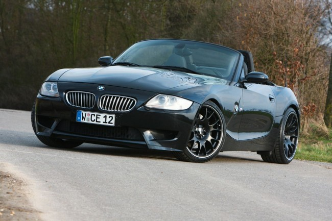 BMW Z4 от Manhart Racing