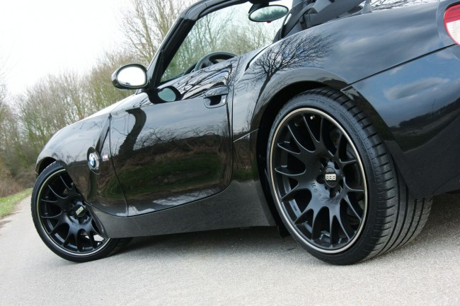 Manhart Racing BMW Z4 - фото