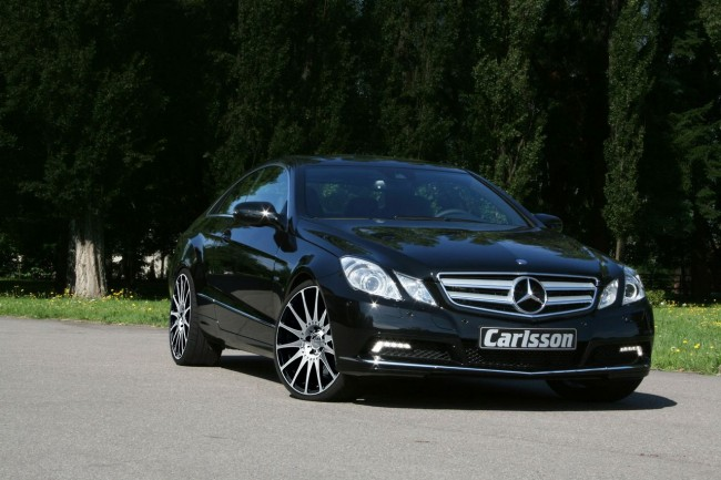 Mercedes E-Class Coupe от Carlsson
