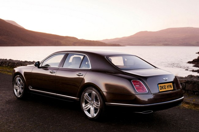 Фото Bentley Mulsanne