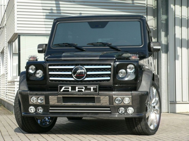 Mercedes-Benz G55 AMG AS55K YAAS EDITION