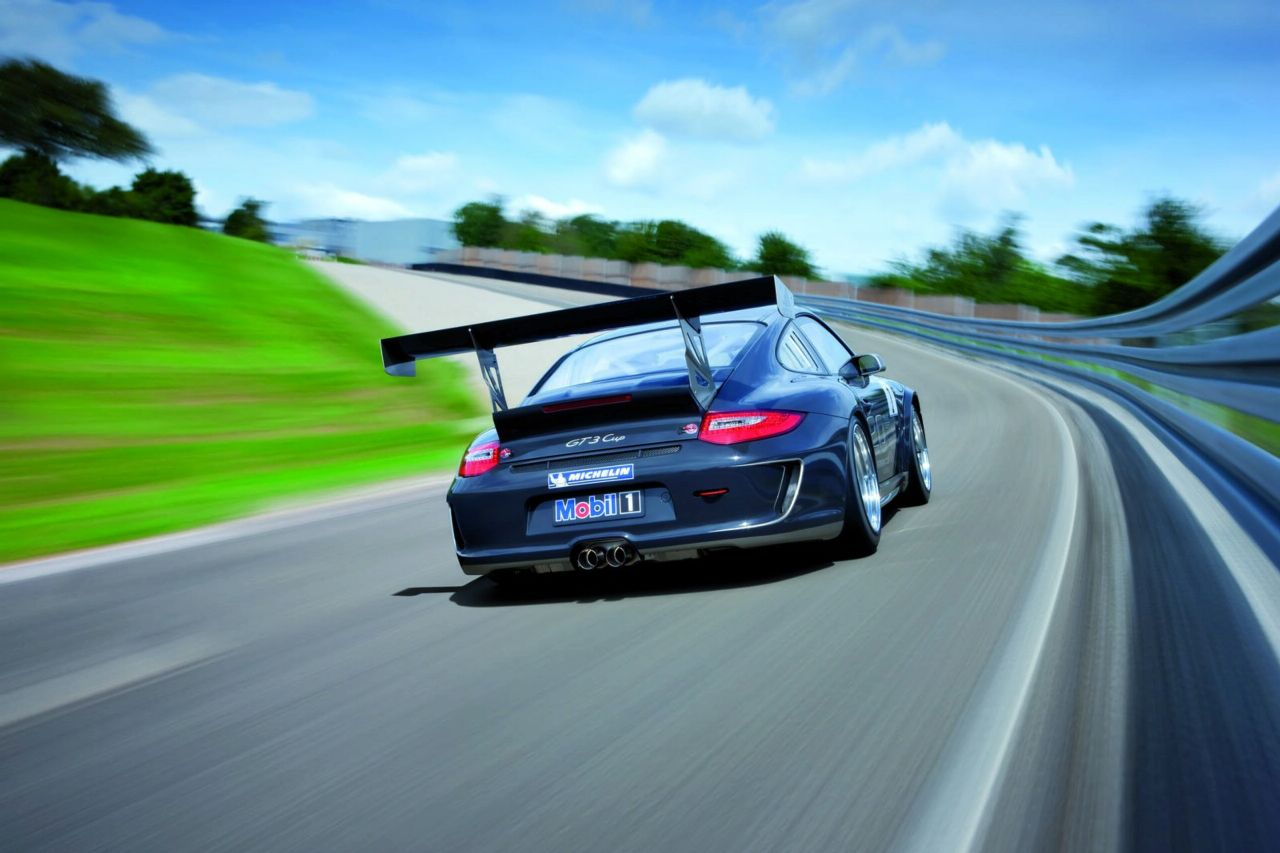 Фото Porsche 911 GT3 Cup