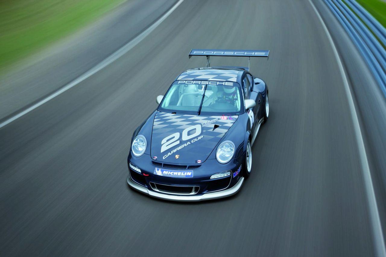 Porsche 911 GT3 Cup - фото