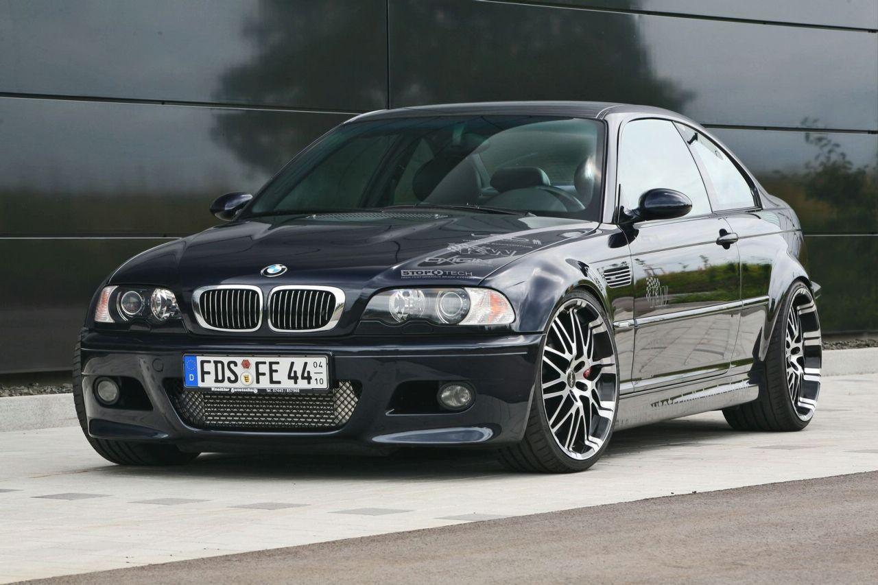 Тюнинг BMW M3 E46  фото