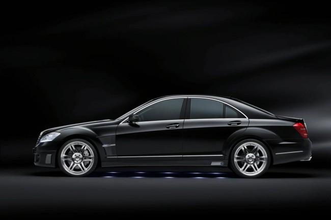 Фото Mercedes W221 от Brabus