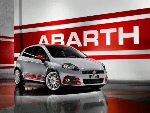 Fiat Grande Punto Abarth SuperSport