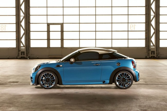 Фото MINI Coupe Concept