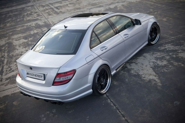 Mercedes C 63 Supersport от ателье Kicherer