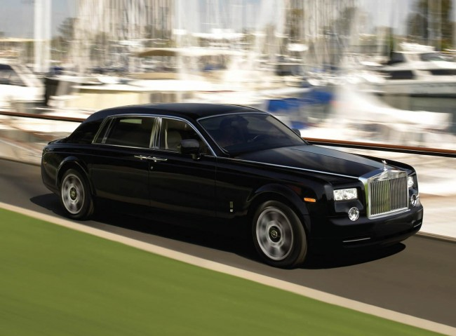 Rolls Royce Phantom - фото