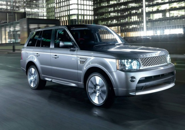 Фото Range Rover Sport Limited Edition