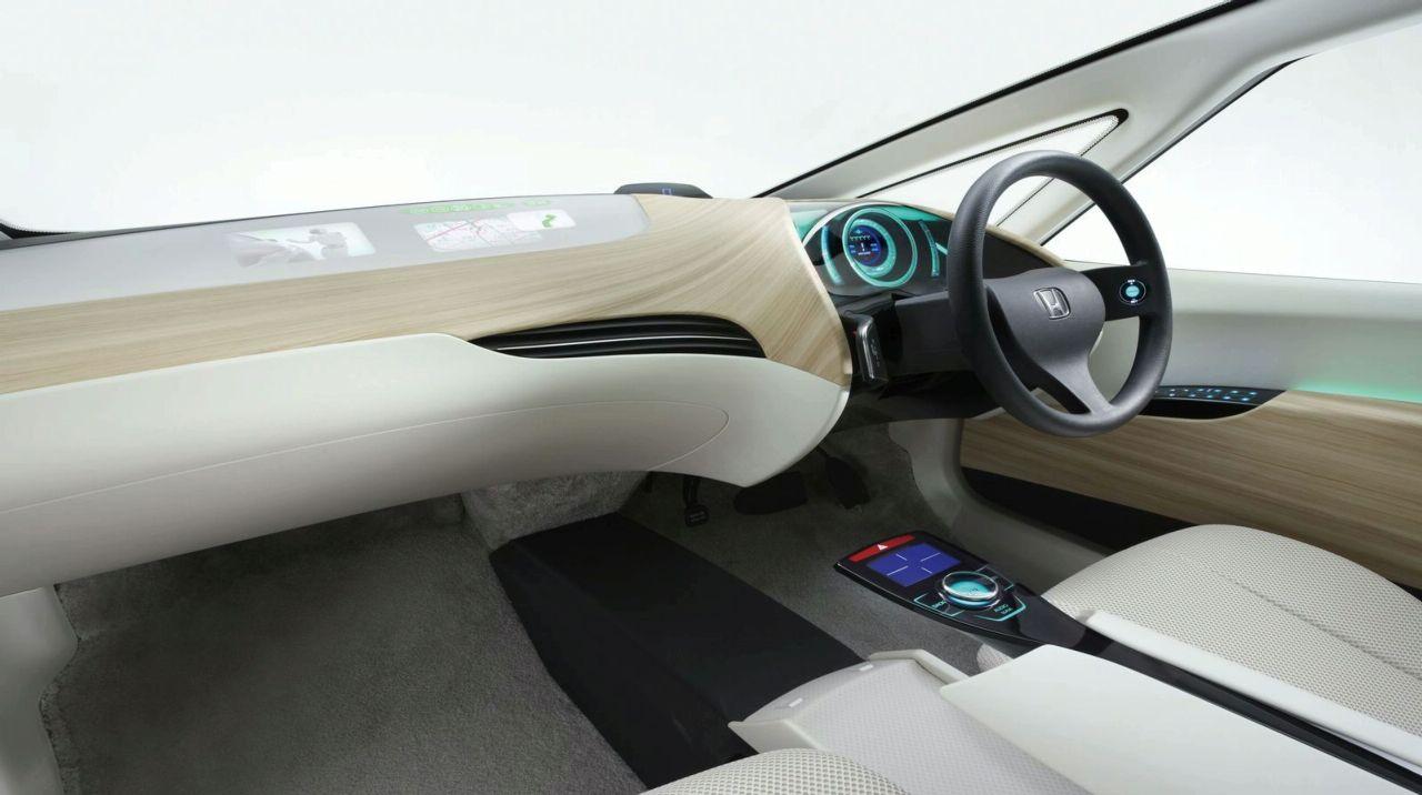 концепт кар от хонда