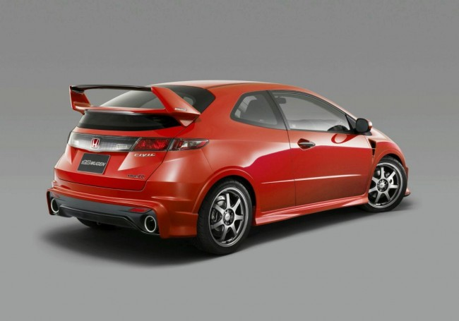 Honda Mugen Civic Type R NF2 фото