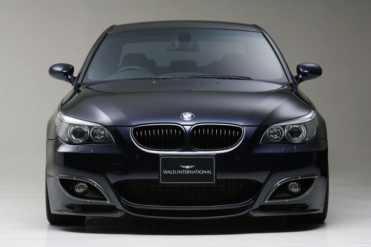 wald bmw 5 series e60. Black Bedroom Furniture Sets. Home Design Ideas