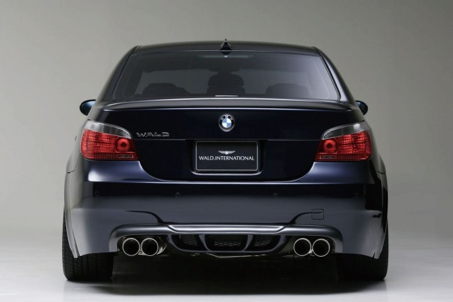 WALD International представляет BMW E60