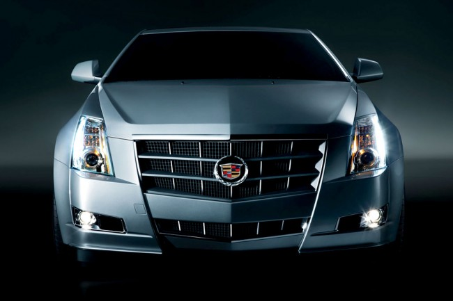 Фото Cadillac CTS Coupe 2013