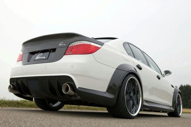 Тюнинг BMW M5 E60 от ателье Люмма