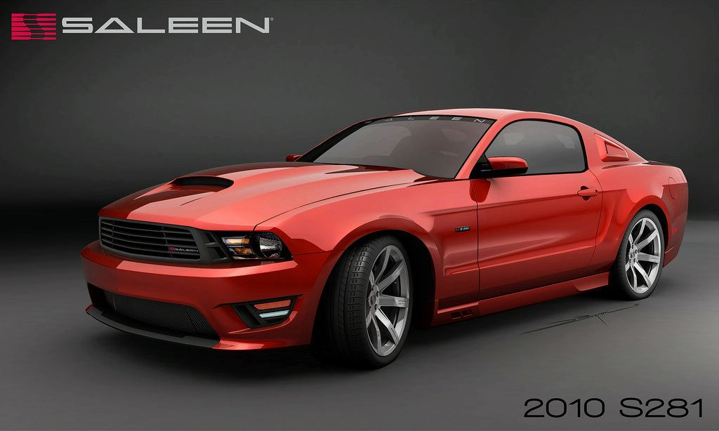 saleen s281. Black Bedroom Furniture Sets. Home Design Ideas