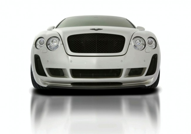 Тюнинг Bentley Continental GT от Vorsteiner