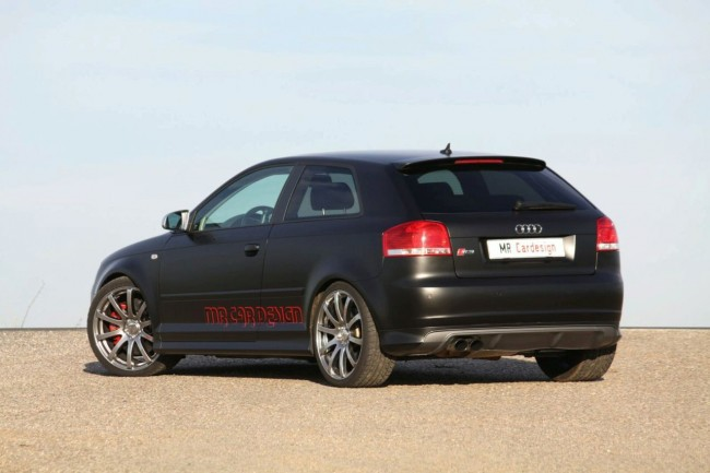 Audi S3 Black Performance Edition от MR Car Design