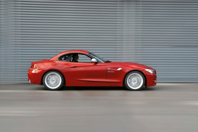 Фото BMW Z4 sDrive35is