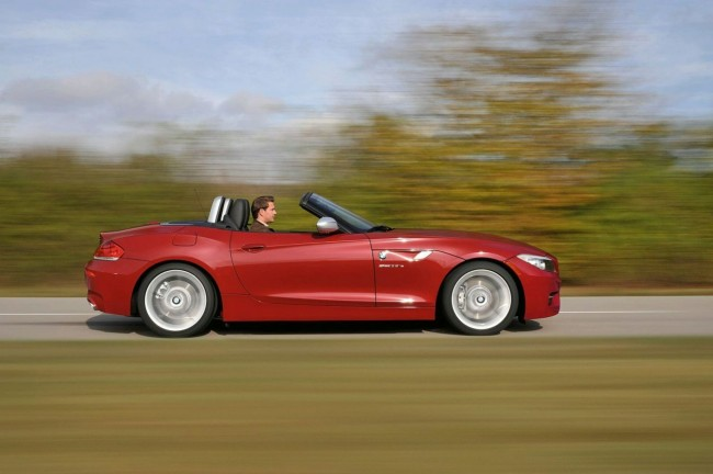 Фото BMW Z4 sDrive35is 2011