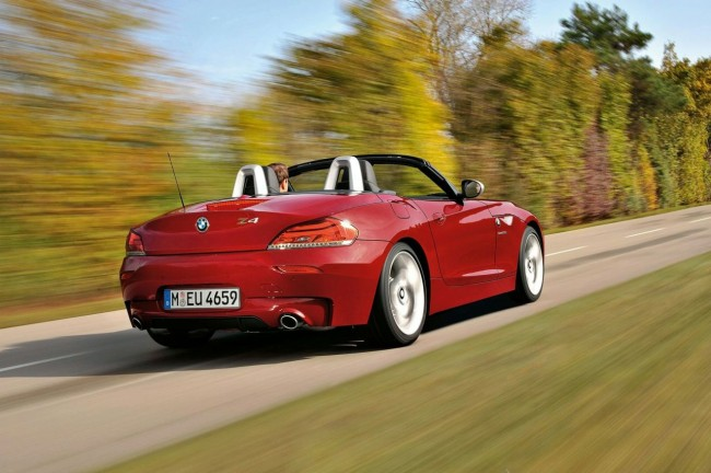 Wallpapers BMW Z4 sDrive35is скачать