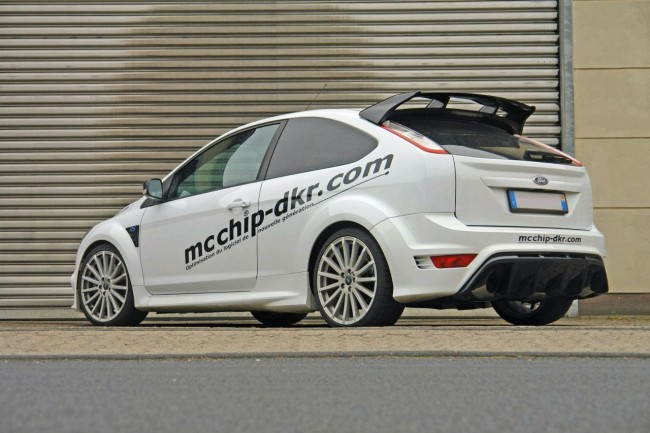 Тюнинг Ford Focus RS от Mcchip