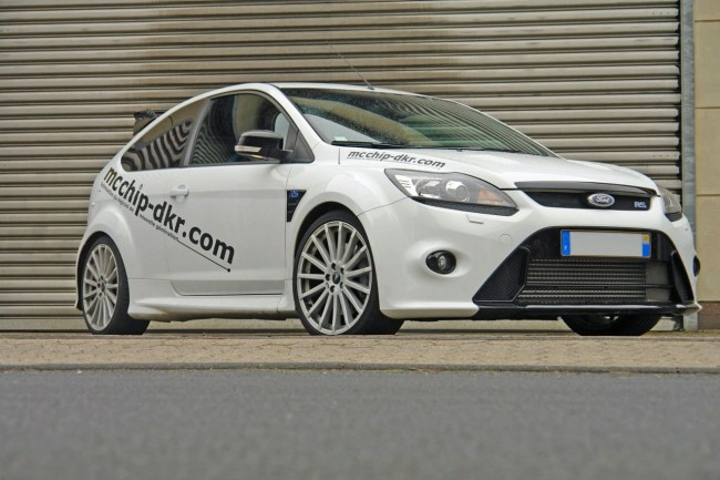 Тюнинг Ford Focus RS от ателье Mcchip