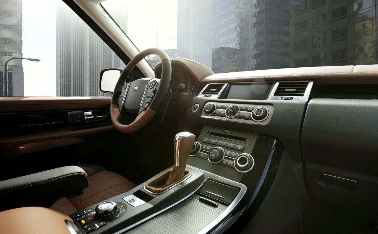 Купить б/у Land Rover Range Rover Sport с пробегом