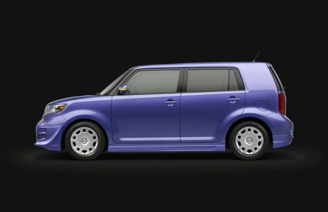 Фото Scion xB RS 7.0 Limited Edition