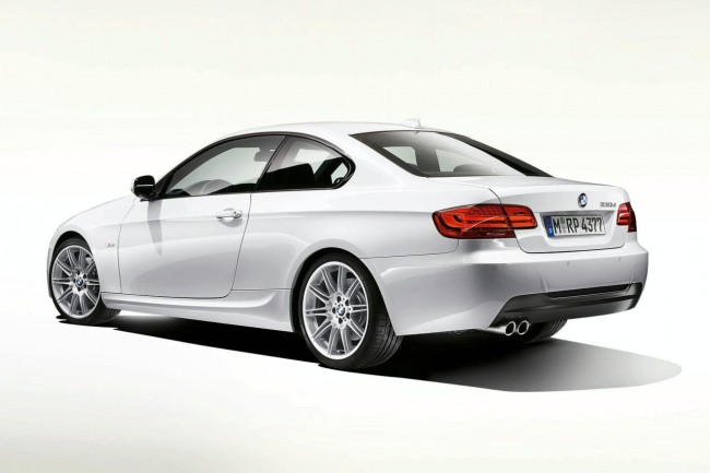 BMW 3-Series Facelift M Sport Package