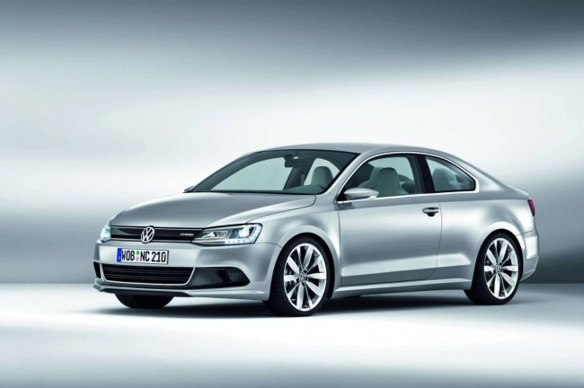 New VW Compact Coupe Concept