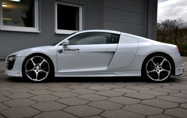 Audi R8 Carbon Limited Edition от ателье Prior Design