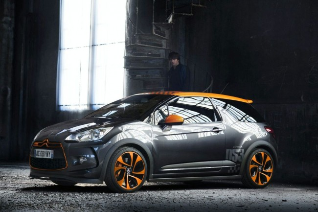 Сitroen DS3 Racing Limited Edition