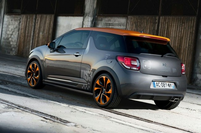 Фото Citroen DS3 Racing Limited Edition