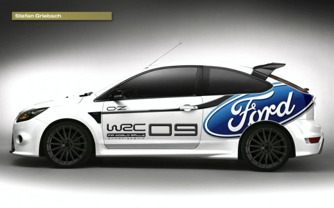 Ford Focus RS WRC Special Edition