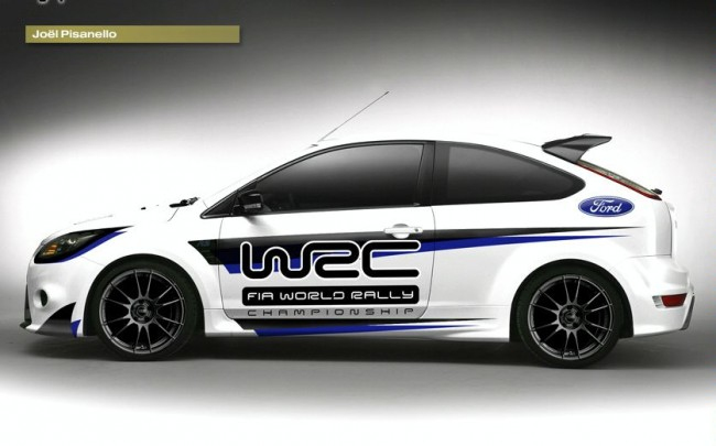 Фото Ford Focus RS WRC Edition
