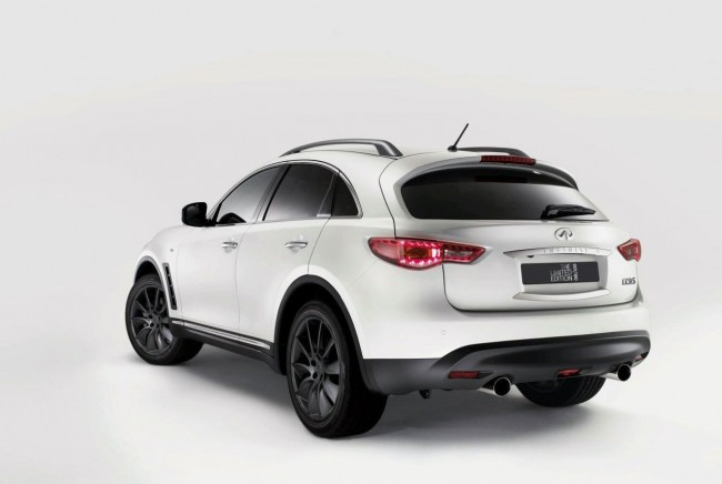 Фото Infiniti FX Limited Edition