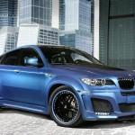 Тюнинг BMW X6 от ателье Lumma