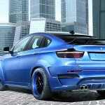 Фото Lumma CLR X 650 M на базе BMW X6 M