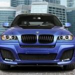 Тюнинг Lumma BMW X6 M фото